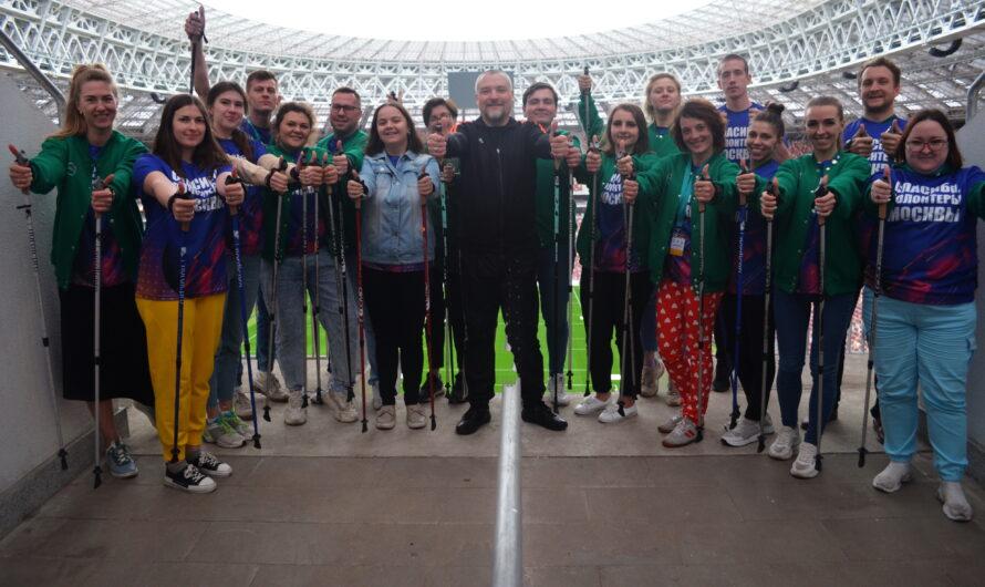 Президент РФСХ провел мастер-класс для активистов волонтерского движения России