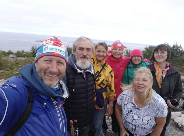 Спортсмены РФСХ приняли участие в экспедиции по Великому русскому северному пути!